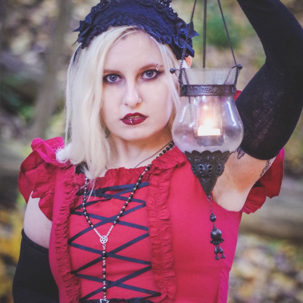 gothic witch