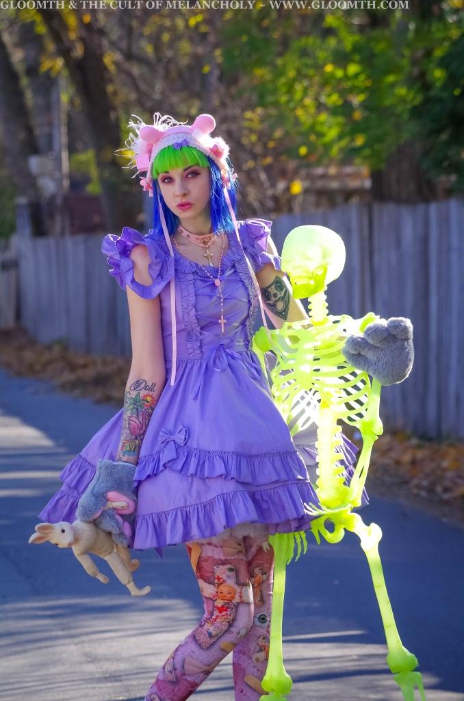 creepy kawaii outfit